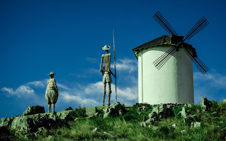 Don Quixote, Tandil