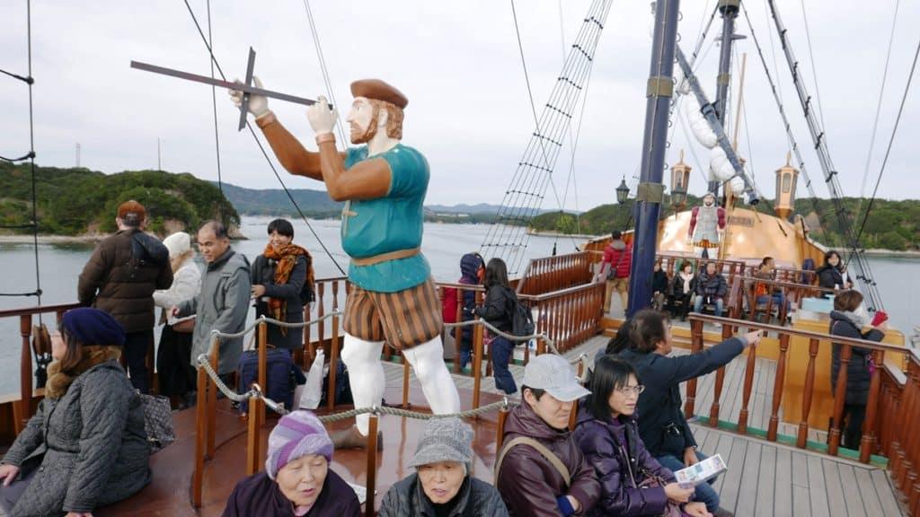 Kashikojima Ago Bay Cruise
