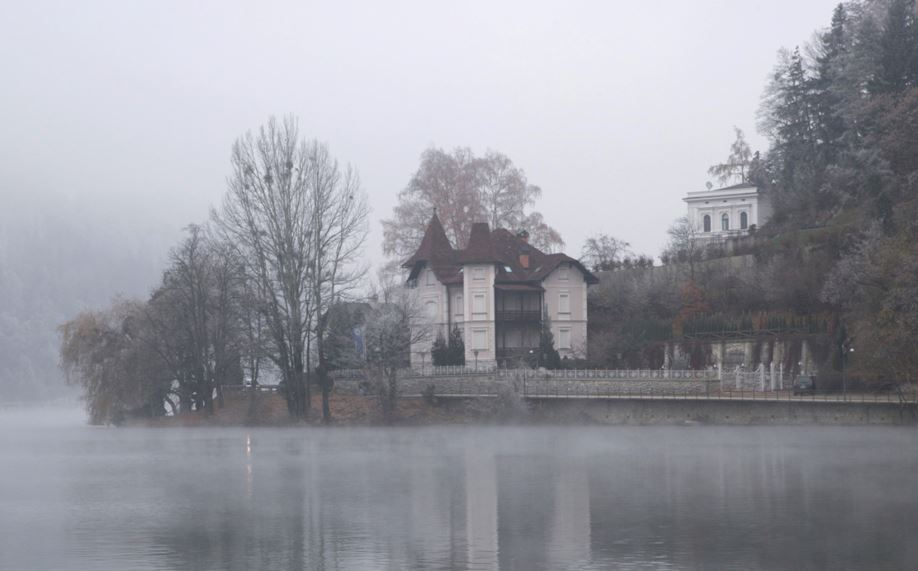 Villa Istra on Lake Bled