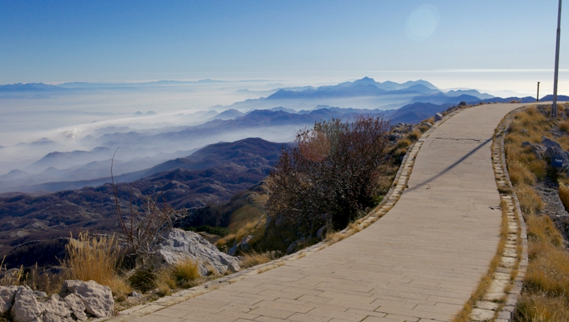 Lovcen-Montenegro