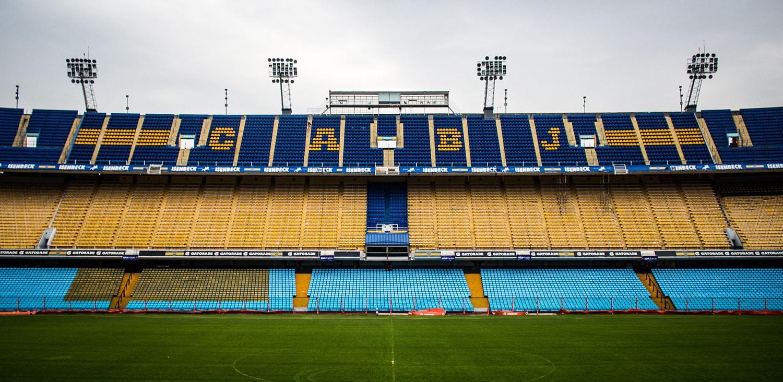 Bombonera Stadium