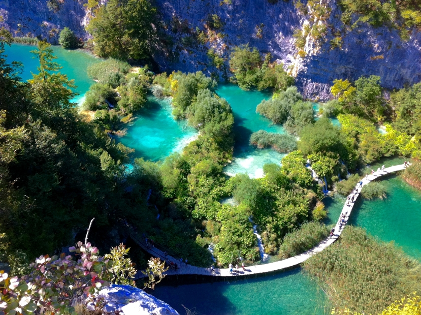 Plitvice-Lakes, Croatia