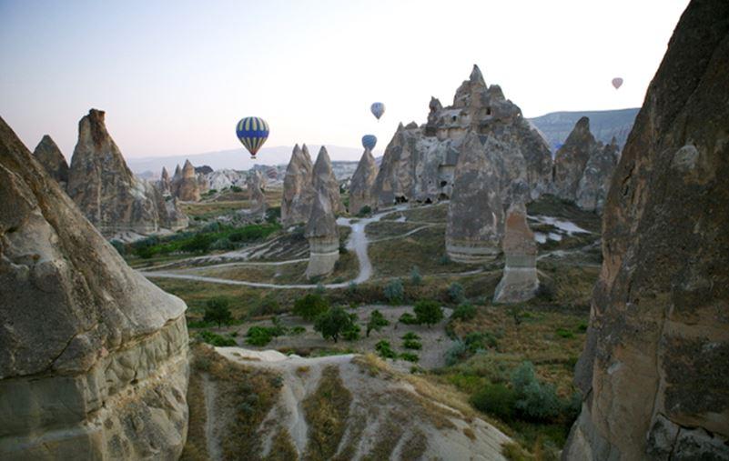 Cappadocia Hot- AIr Balloon
