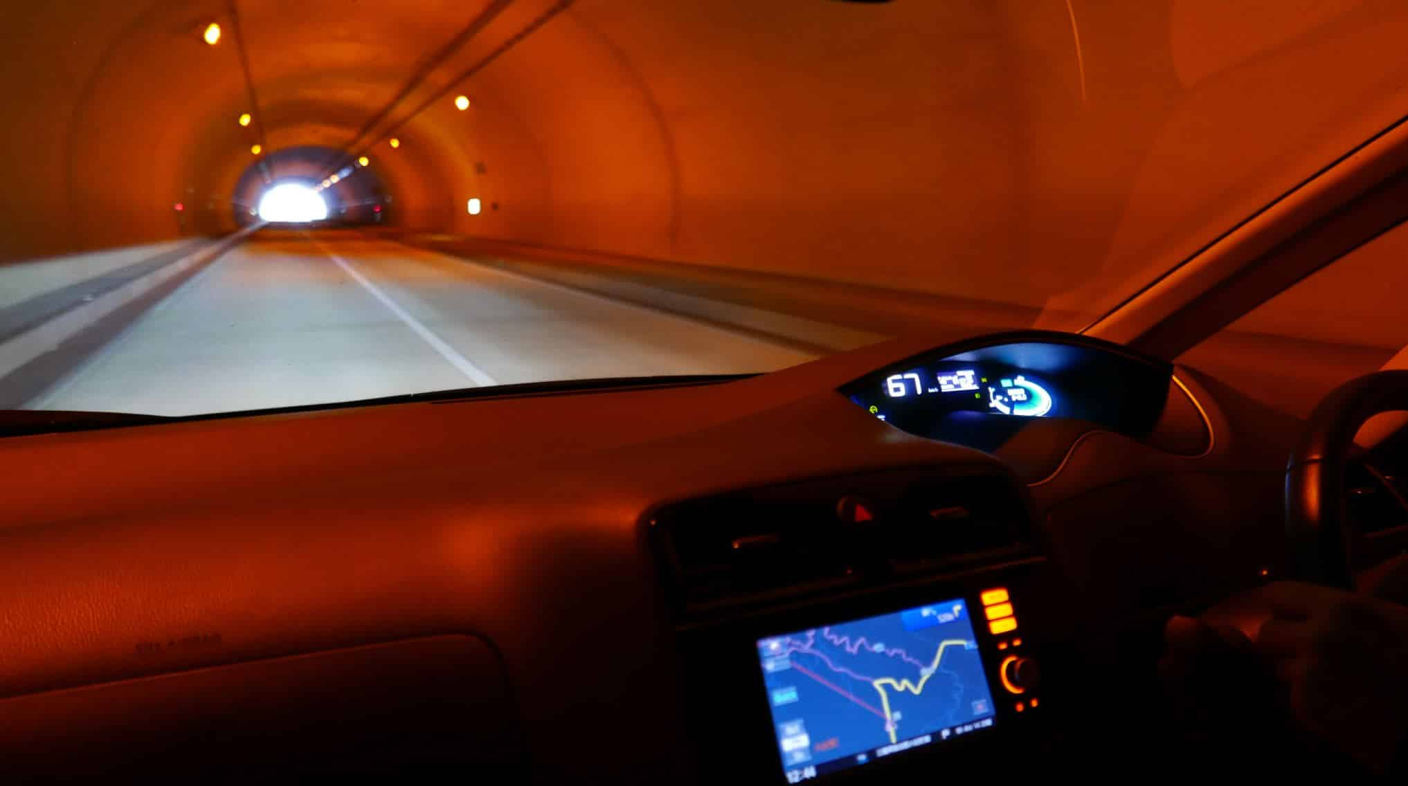 Driving in Japan With GPS and ETC