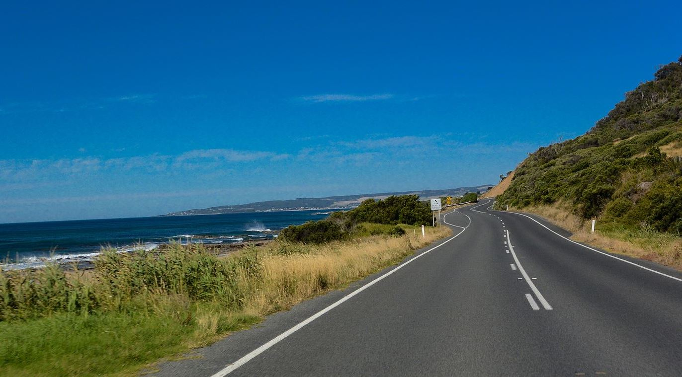 The Great Ocean Road From Melbourne To Port Fairy