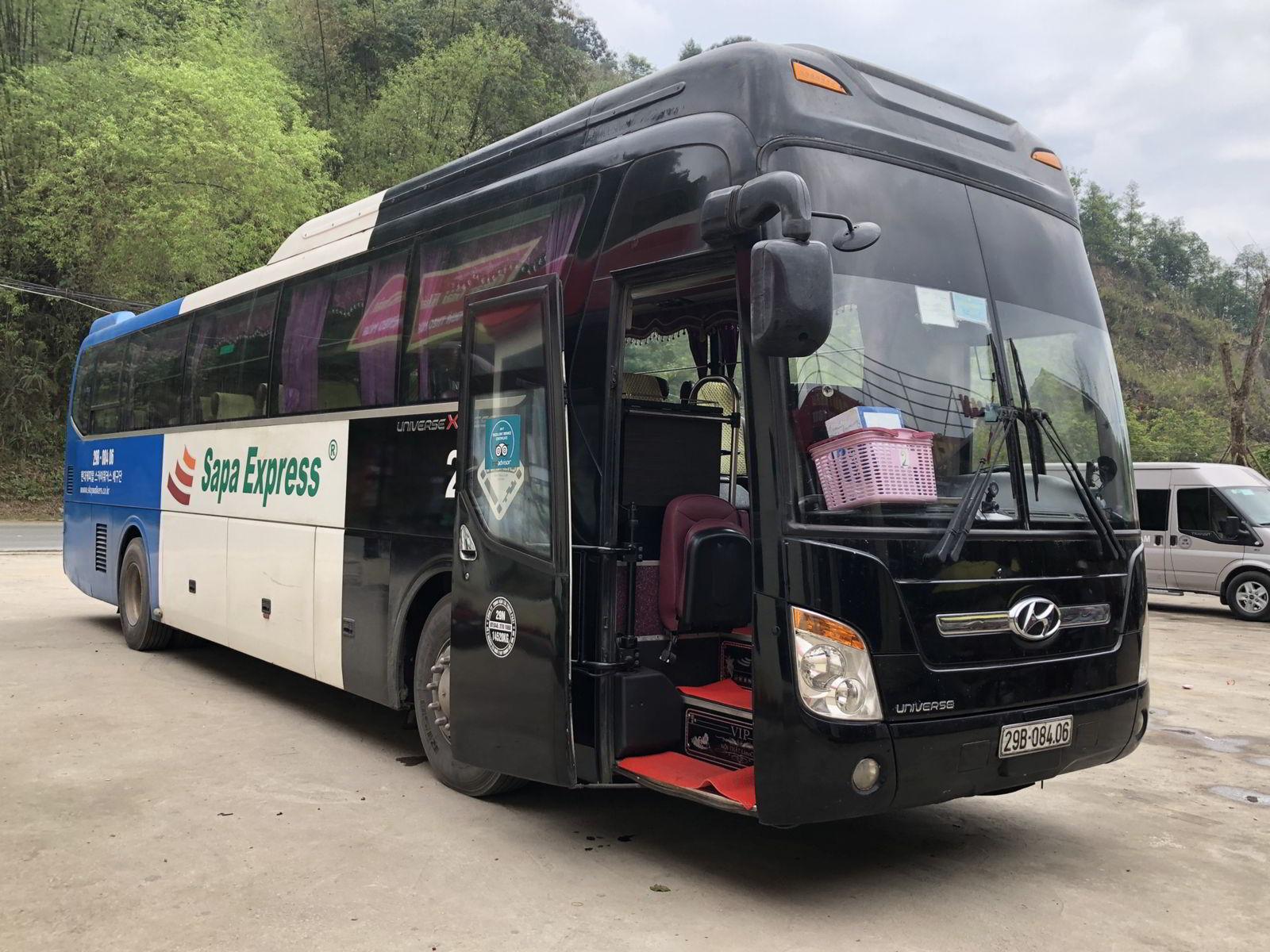 Sapa-express coach
