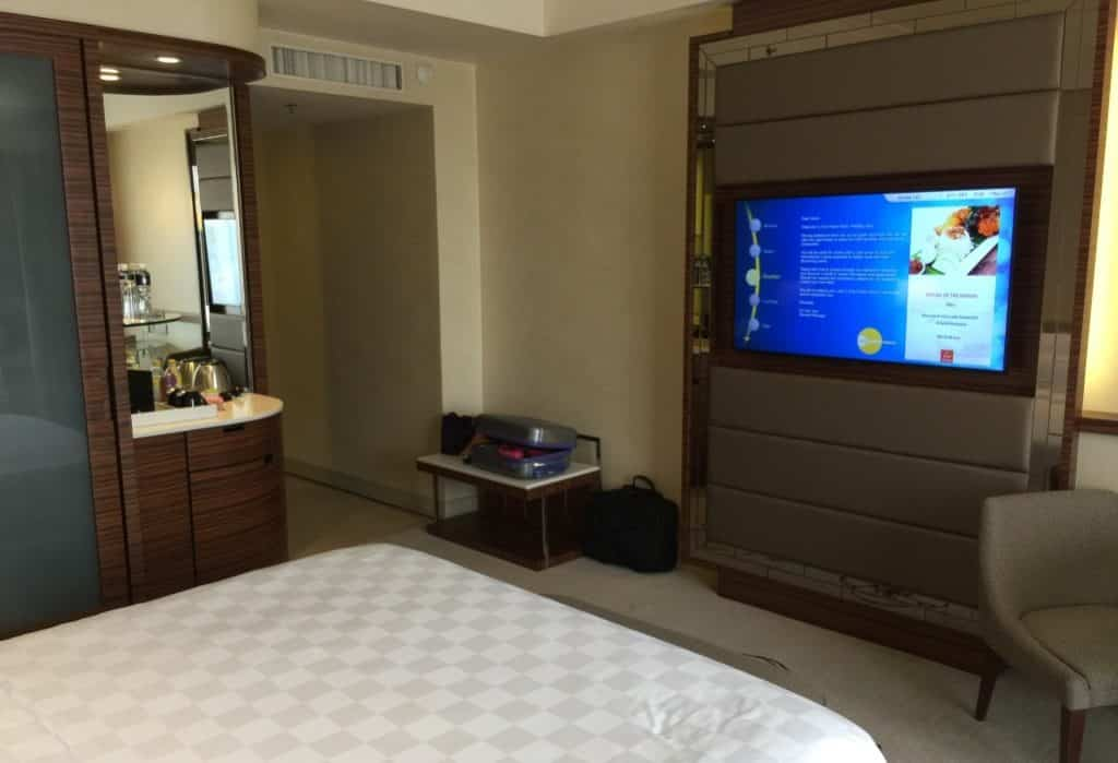 One World Hotel Superior double room