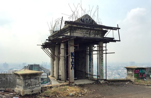Uncompleted Penthouse Suite