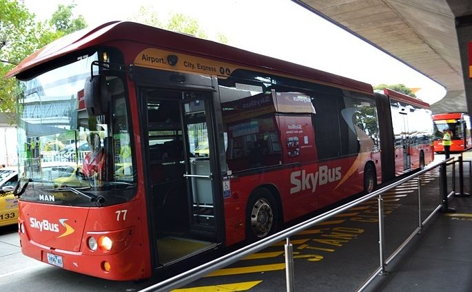 Skybus Airport to City Express