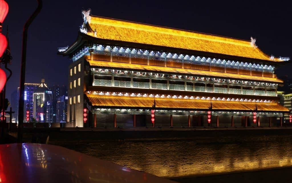 Xian South Gate